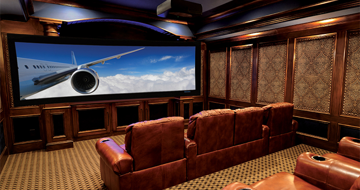 Home Theater Starlight Ceilings Quest4 Electronics