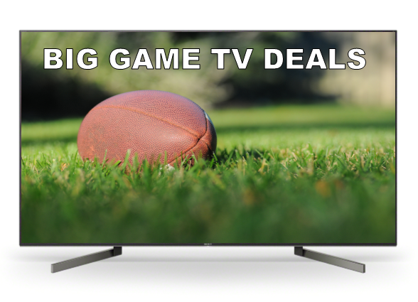 ae8ebaac77a1e There are two times a year when TV prices are at their lowest- Black Friday  and right now. Just days before the big game