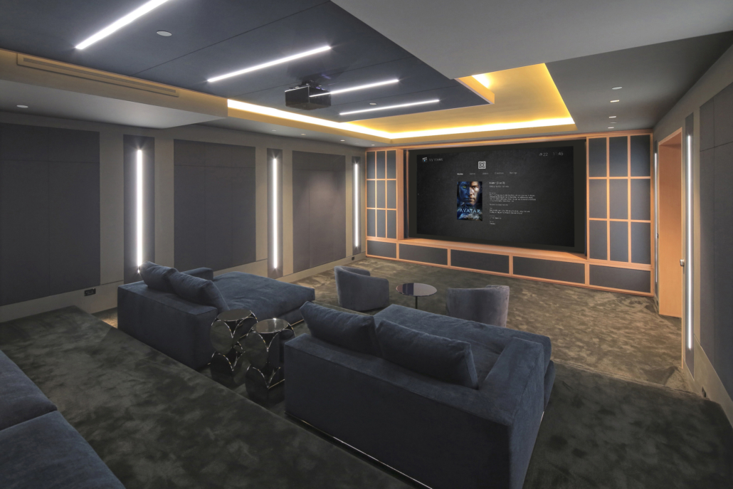 Home Theater & Starlight Ceilings - Quest4 Electronics